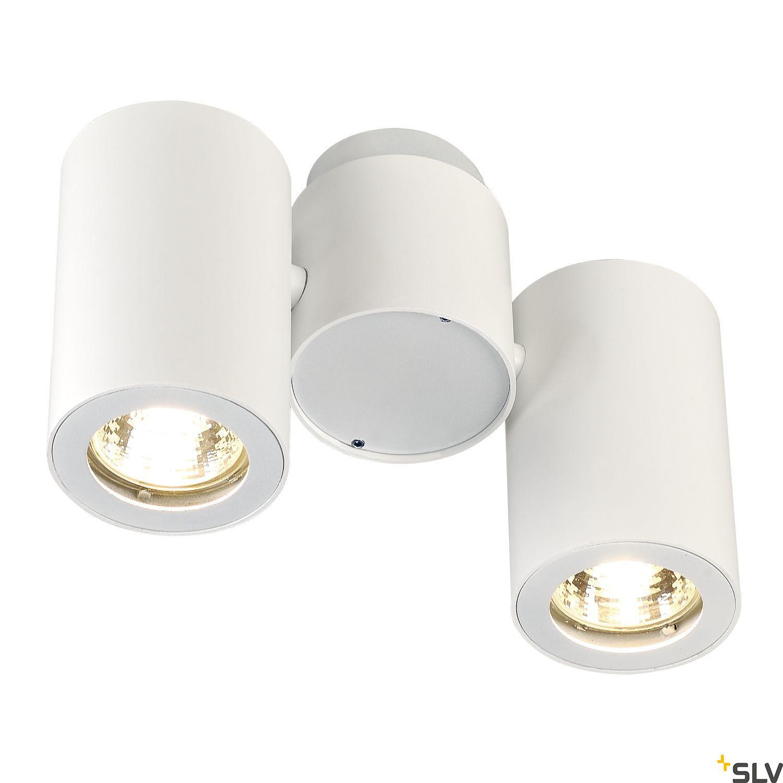1 Stk ENOLA_B SPOT II, weiß, GU10, max. 2x50W LI151831--
