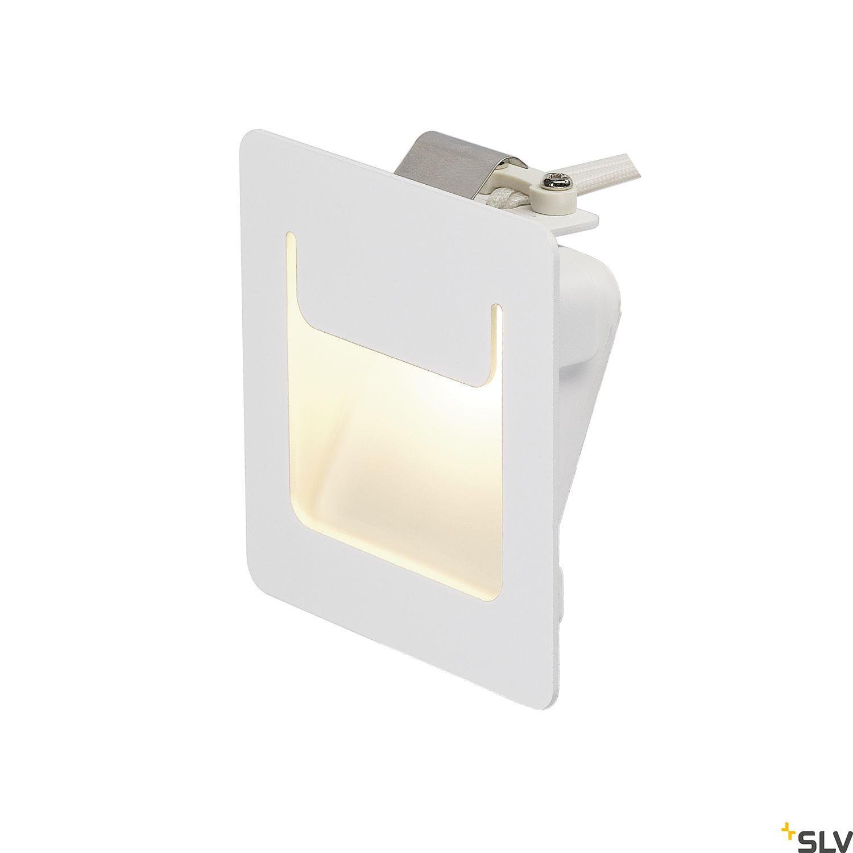 1 Stk DOWNUNDER PUR 80 LED 3,5W,350mA, 3000K, eckig, weiß LI151950--