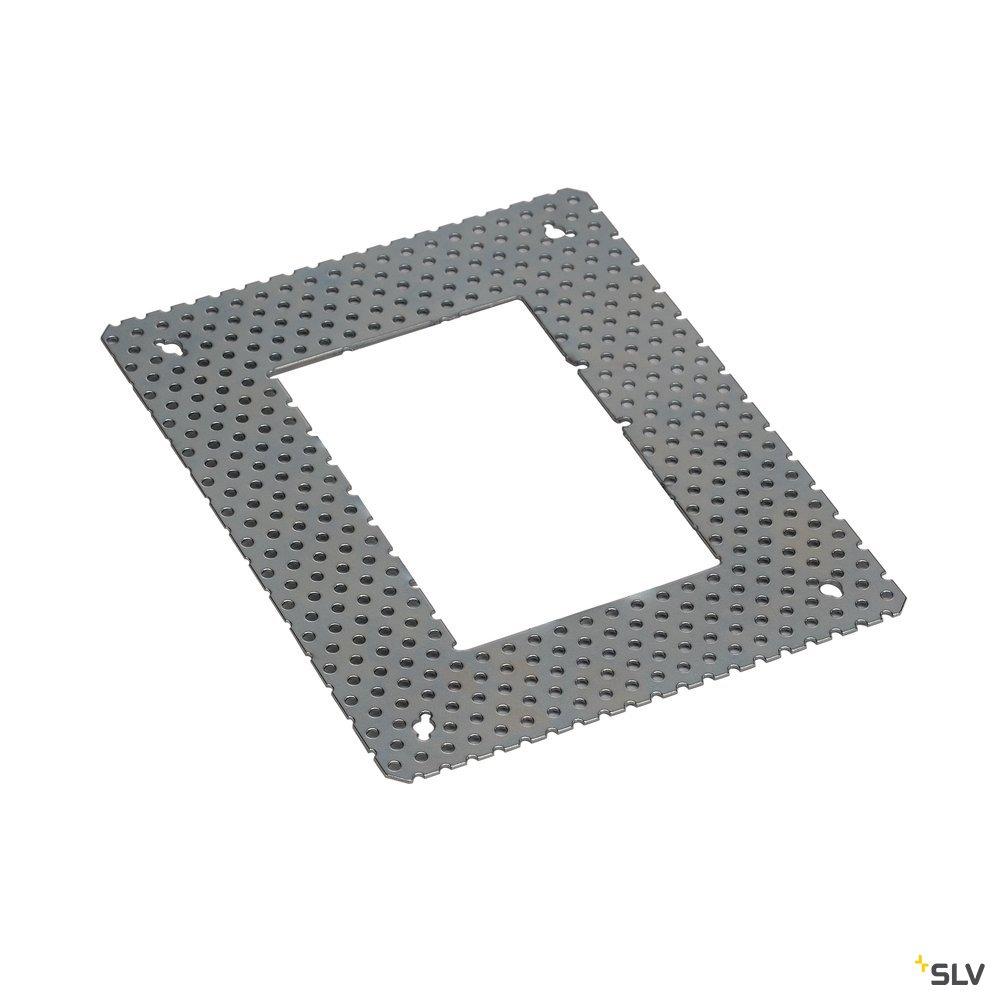 1 Stk Einbaurahmen für DOWNUNDER PUR 80x120, eckig LI151961--