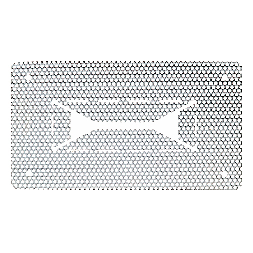 1 Stk Einbaurahmen für LED DOWNUNDER MINI, Stahl verzinkt LI152079--