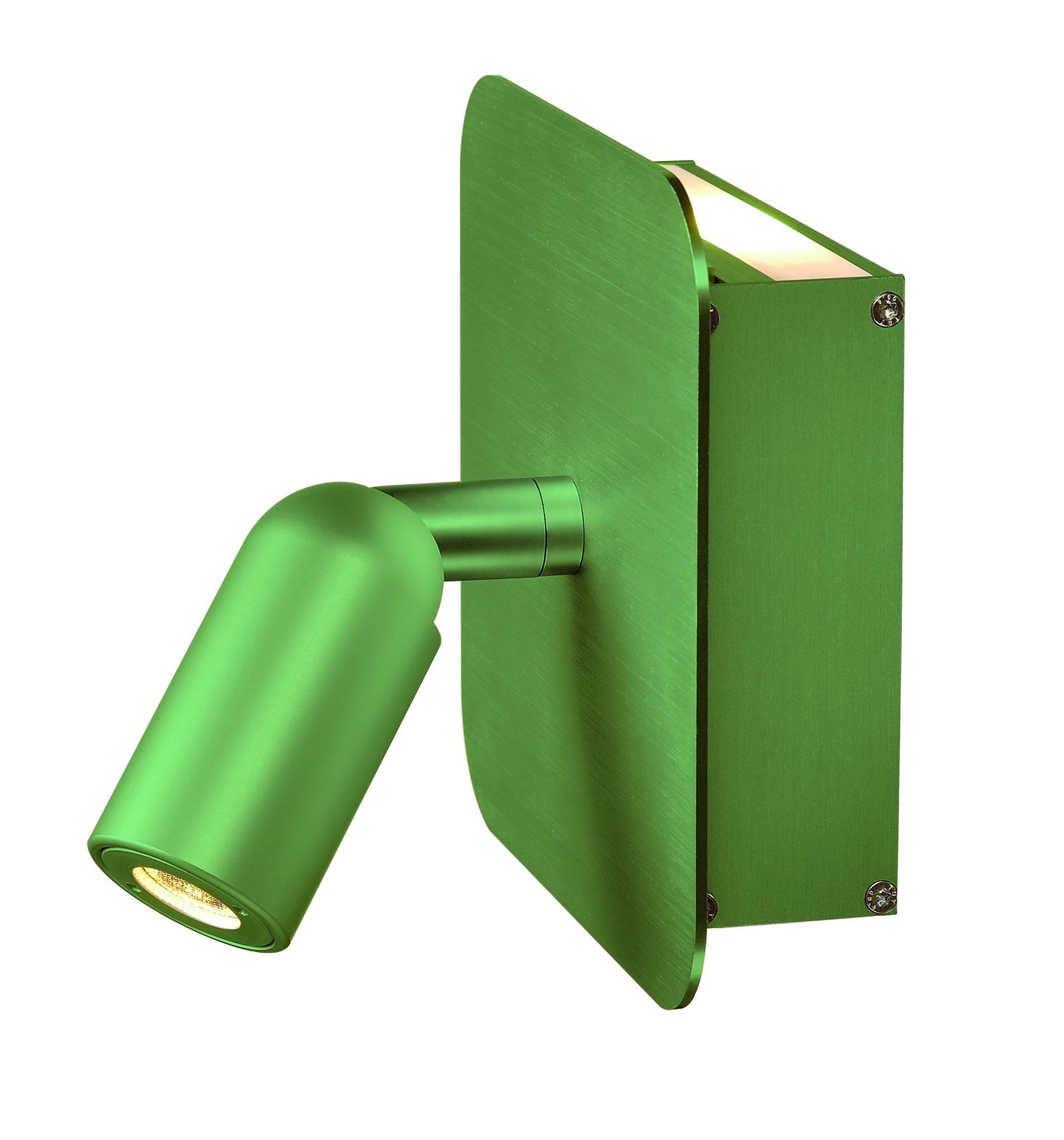 1 Stk NAPIA Wandleuchte, grün LI155105--