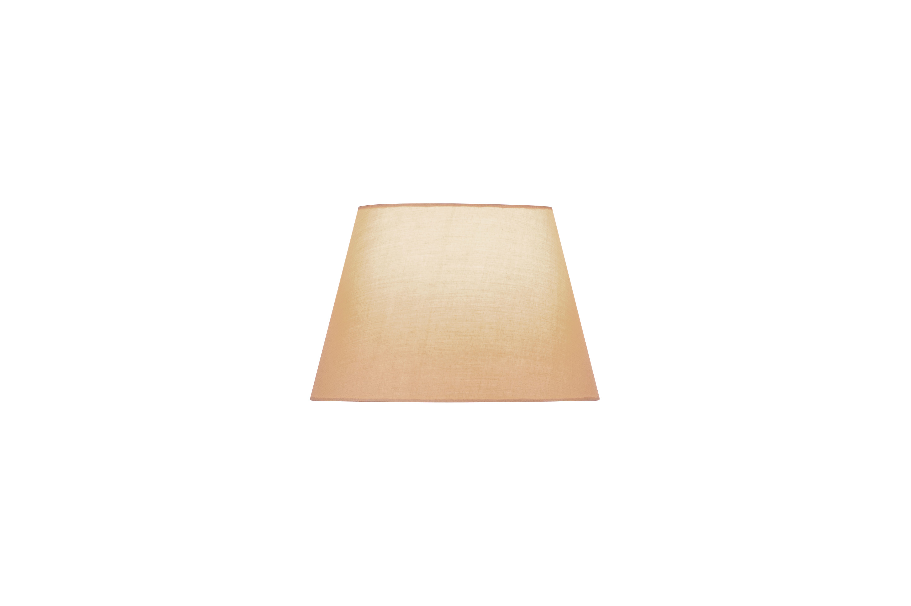 1 Stk FENDA, Leuchtenschirm, konisch, beige, Ø/H 30/20 cm LI156163--