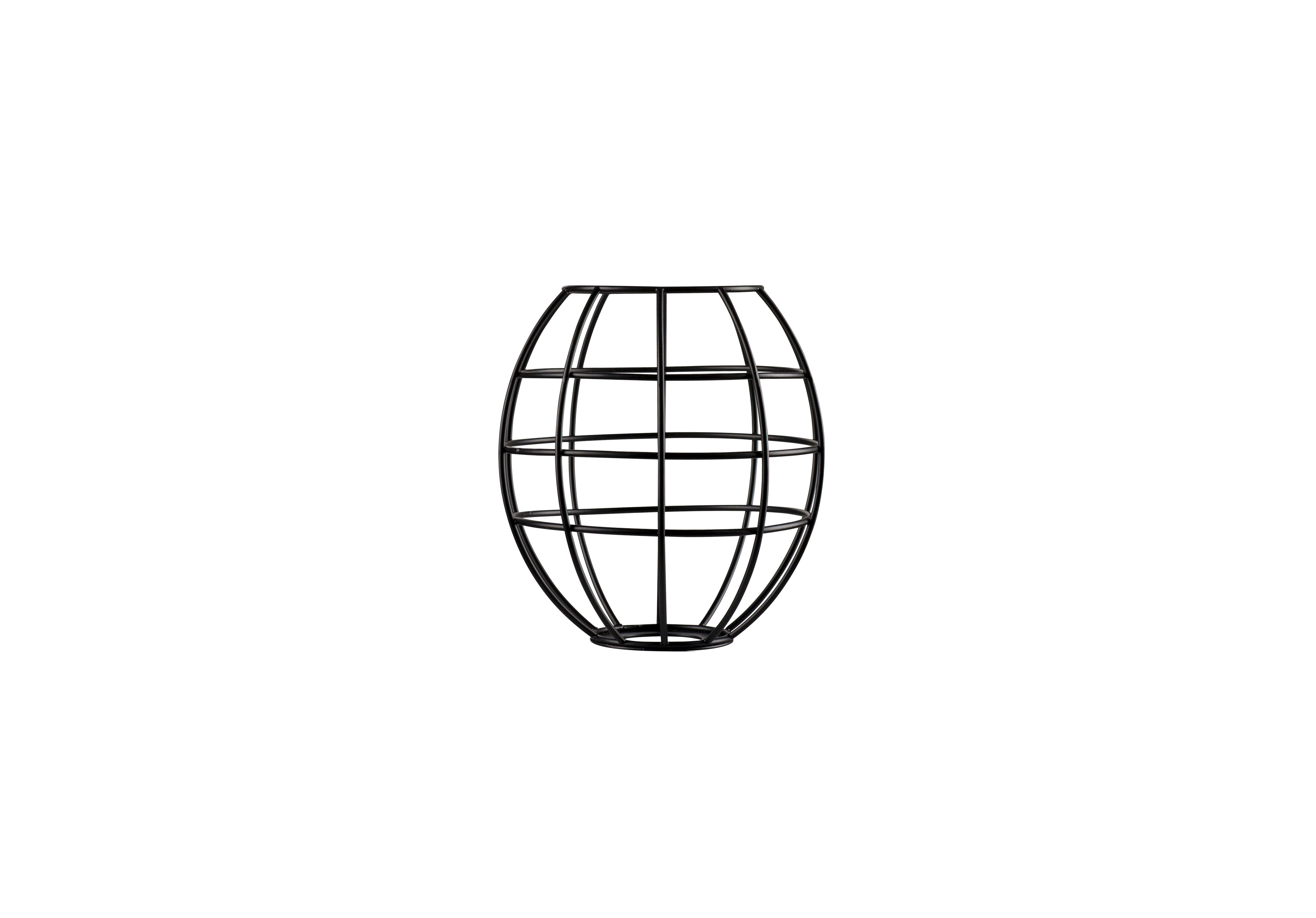 1 Stk FENDA, Leuchtenschirm, Gitterschirm, Ø/H 17,5/18,5 cm LI156970--