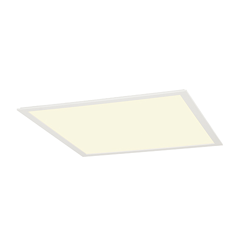 1 Stk LED PANEL Deckeneinbauleuchte, 40W, 4000K, 595x595mm, weiß LI158604--