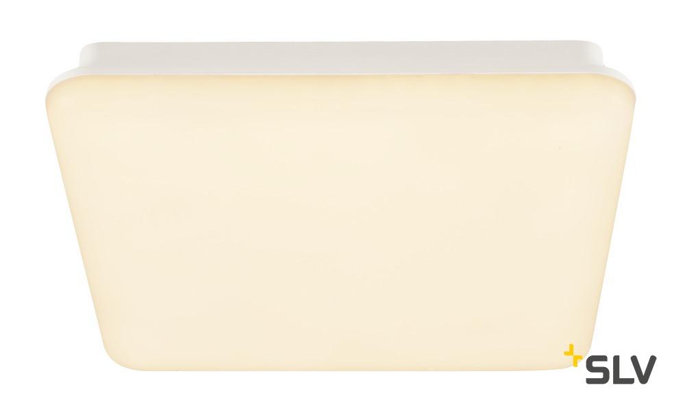 1 Stk SIMA, Wand- und Deckenleuchte, LED, 3000K, eckig LI163031--