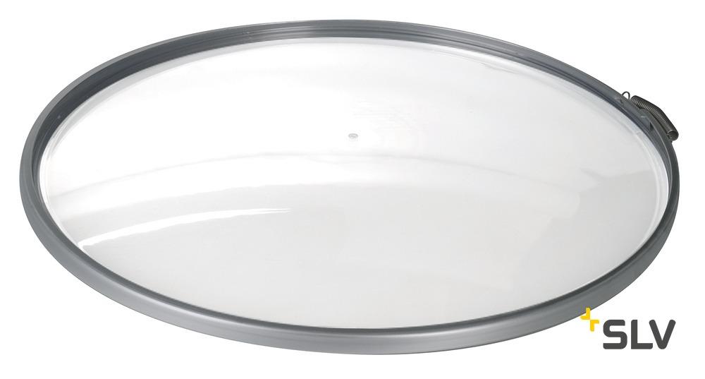1 Stk Reflektor Abdeckung für PARA DOME2 E27 und HQI LI165160--