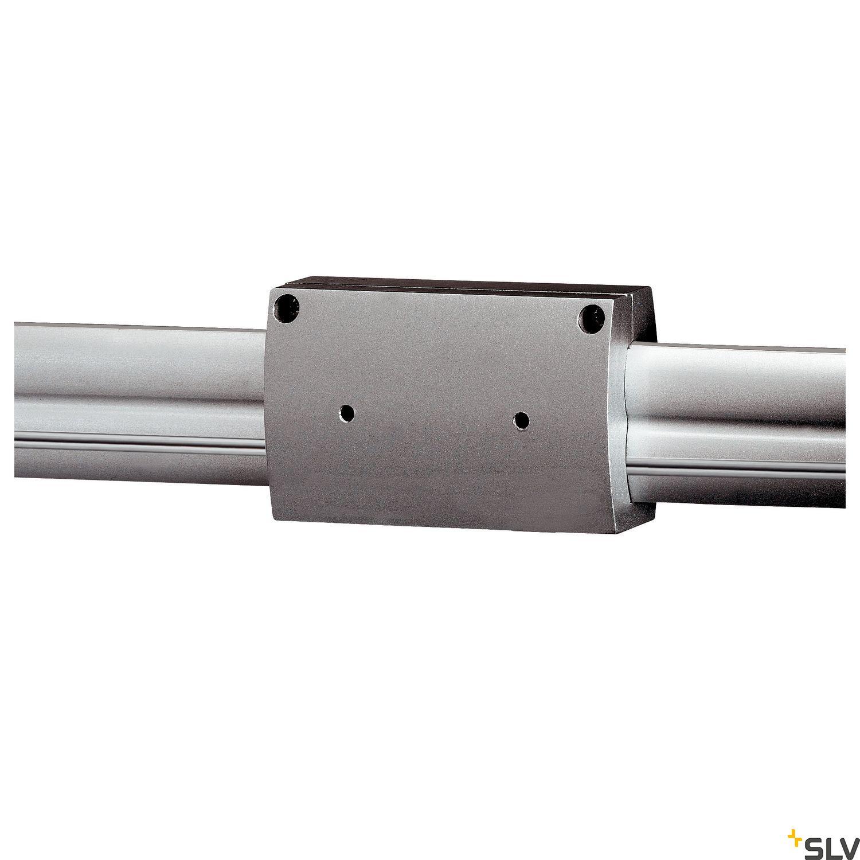 1 Stk Längsverbinder isoliert für EASYTEC II, silbergrau LI184172--