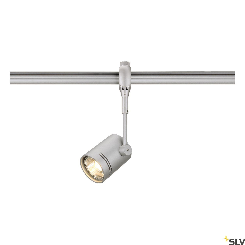 1 Stk BIMA I Leuchtenkopf für EASYTEC II, GU10 max.50W, silbergrau LI184452--