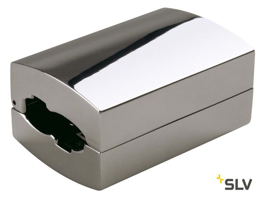 1 Stk Längsverbinder für EASYTEC II, chrom LI185032--