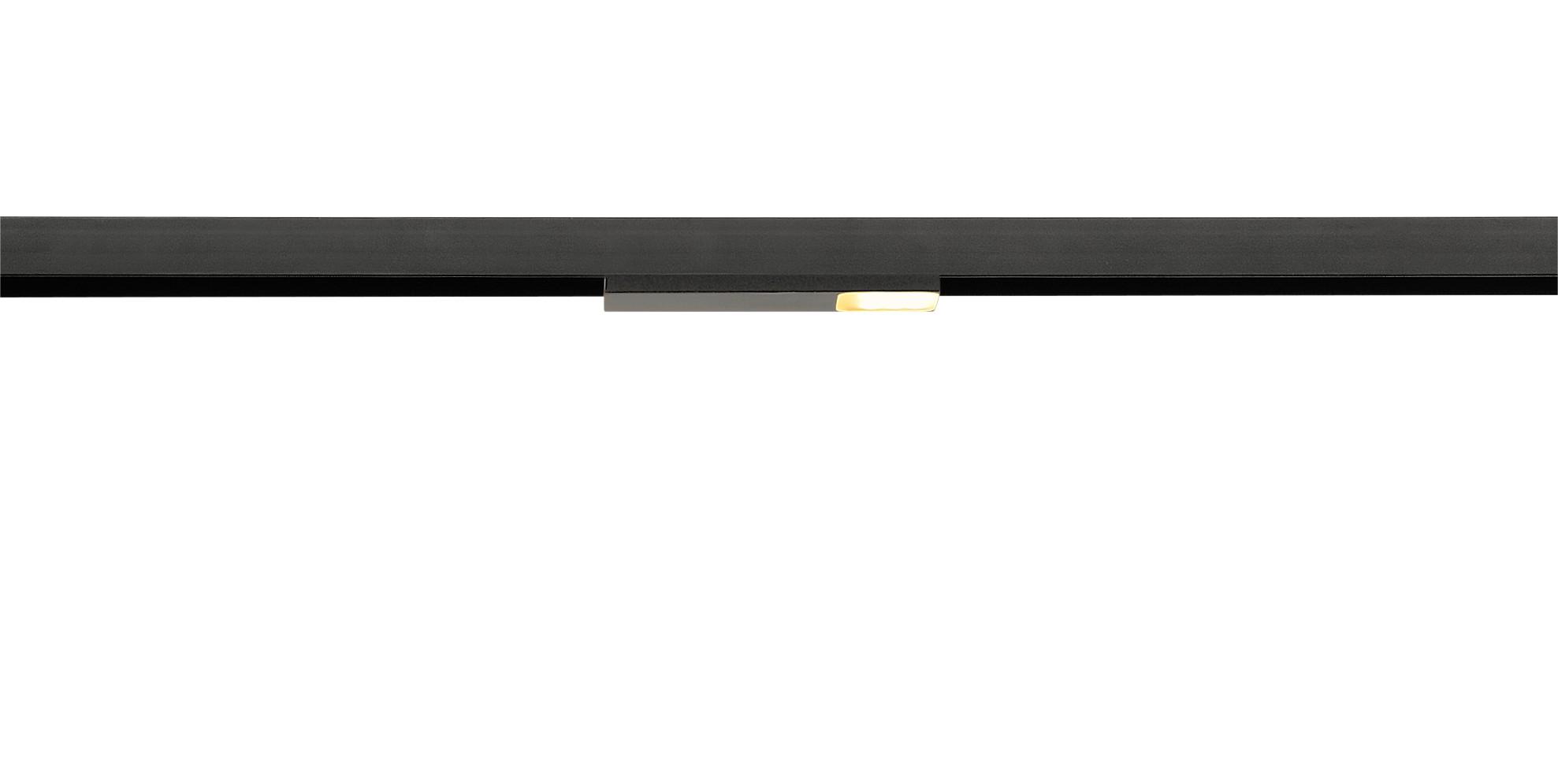 1 Stk M-TRACK, Flat Light für M-TRACK, Vitrinenschiene, 4,8W LI188540--