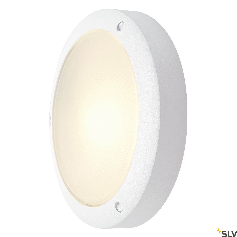 1 Stk BULAN Deckenleuchte, E14, max. 60W, rund, weiß, sat. Glas LI229071--
