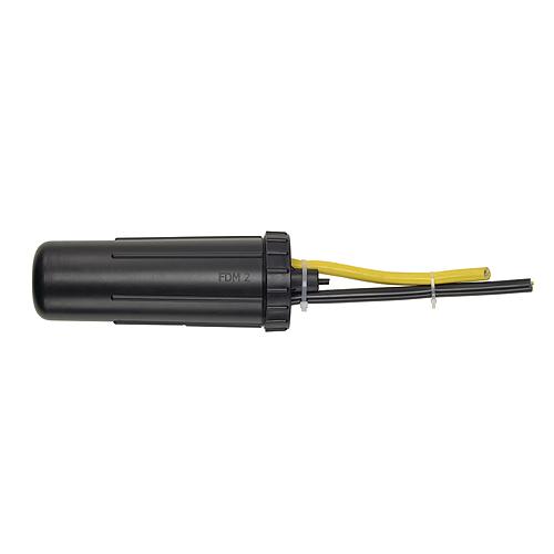 1 Stk IP68 VERBINDER BOX, 4x 7-25mm Kabeldurchmesser, rund LI229268--