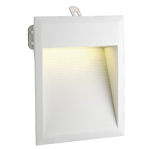 1 Stk DOWNUNDER LED 27 Wandleuchte, 1,8W, 3000K, IP44, weiß LI230192--
