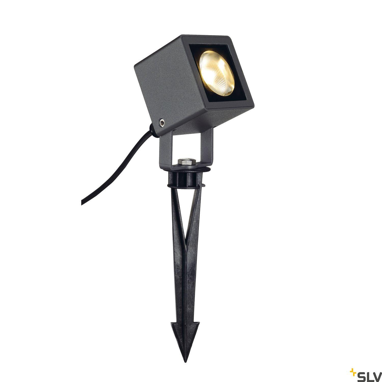 1 Stk NAUTILUS SQUARE LED Strahler, 6W, 3000K, anthrazit LI231035--