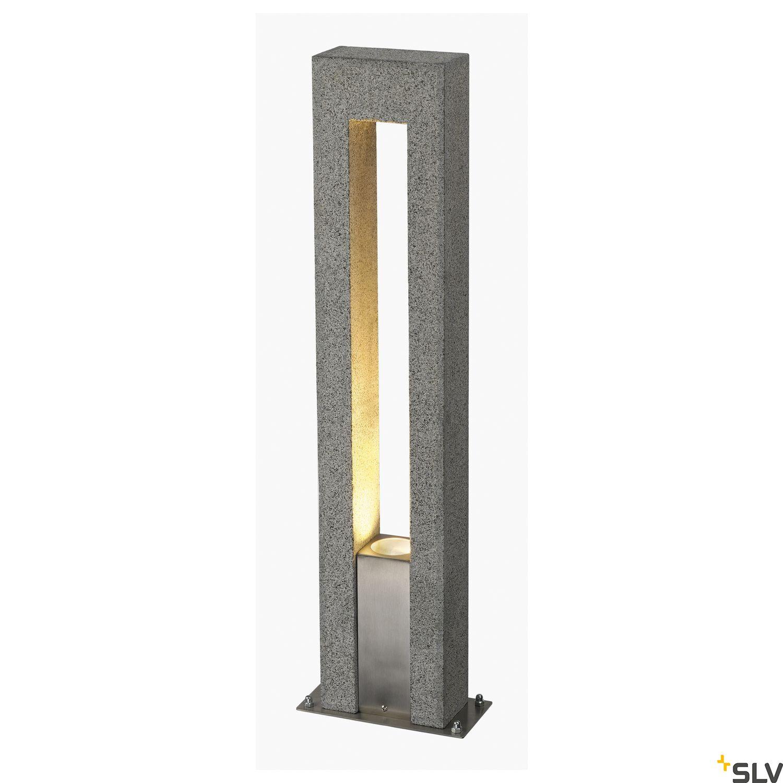 1 Stk ARROCK ARC GU10 Stehleuchte,GU10,max.35W,Granit, salt&pepper LI231420--