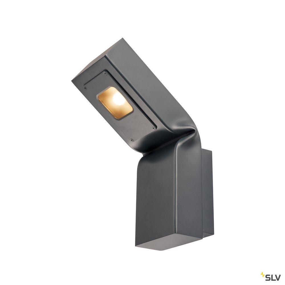 1 Stk BENDO, Outdoor Wandleuchte, LED, 3000K, anthrazit LI231865--