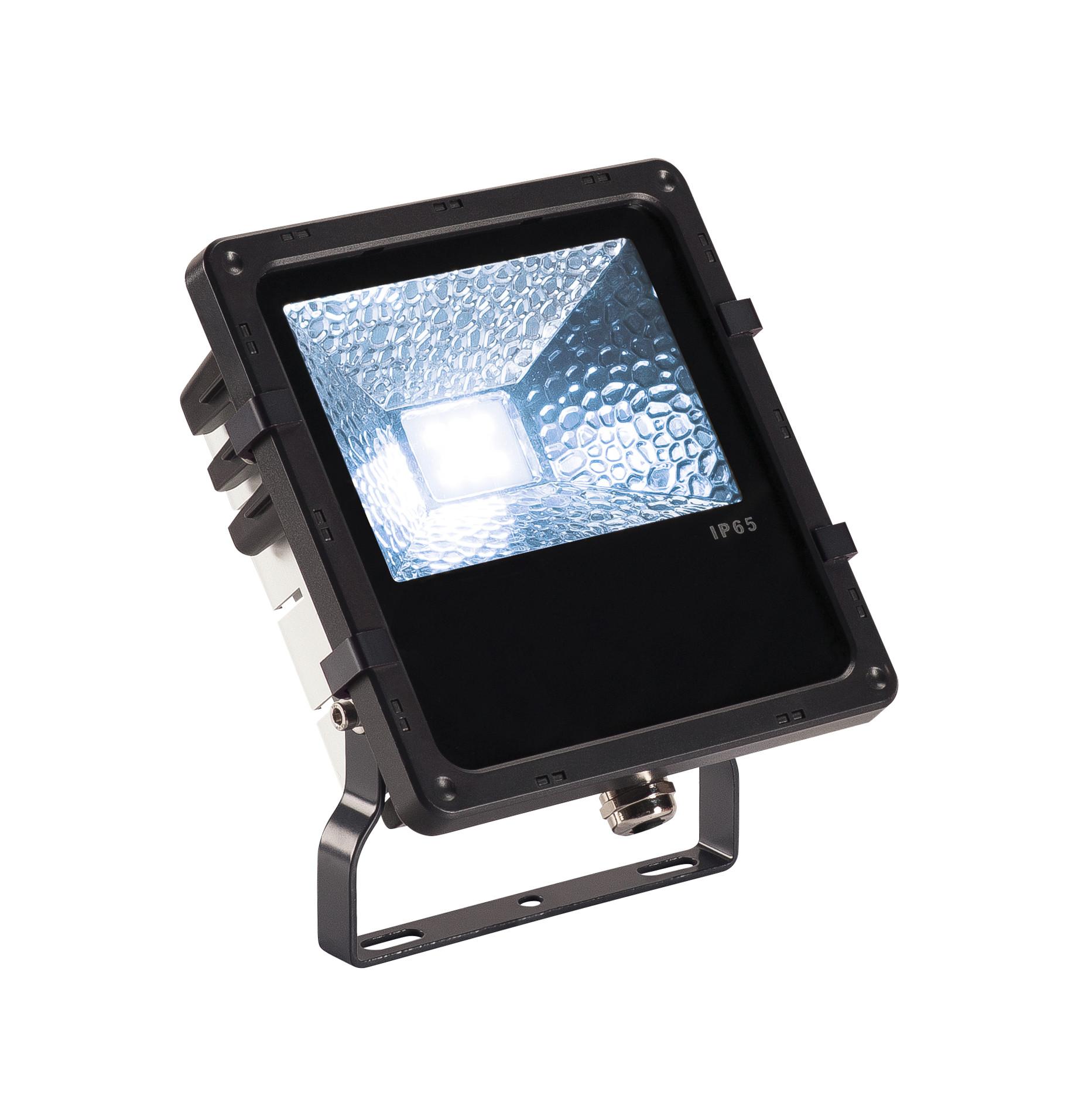 1 Stk DISOS, Outdoor Strahler, LED, 4000K, schwarz, 25W LI232360--