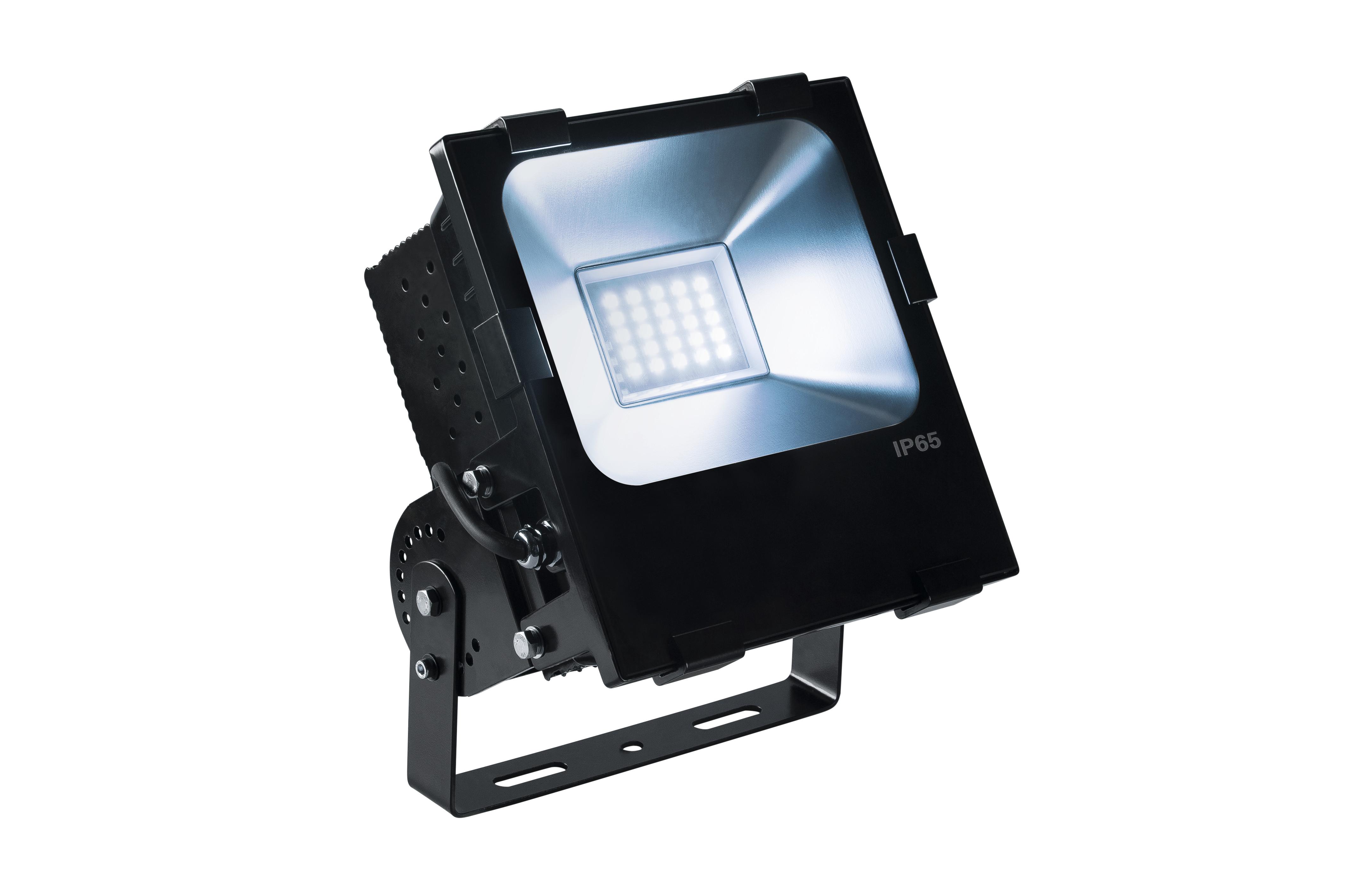 1 Stk DISOS, Outdoor Strahler, LED, 4000K, schwarz, 100W LI232380--