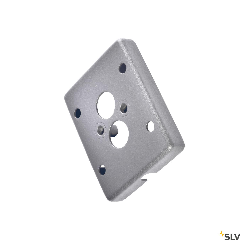 1 Stk Montageplatte für MYRALED WALL, ENOLA_C OUT, silbergrau LI233214--