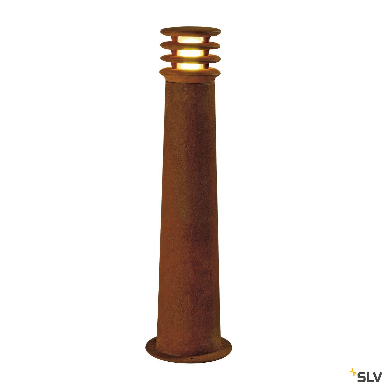 1 Stk RUSTY 70 LED ROUND, Außenleuchte 3000K IP55, eisen gerostet LI233417--