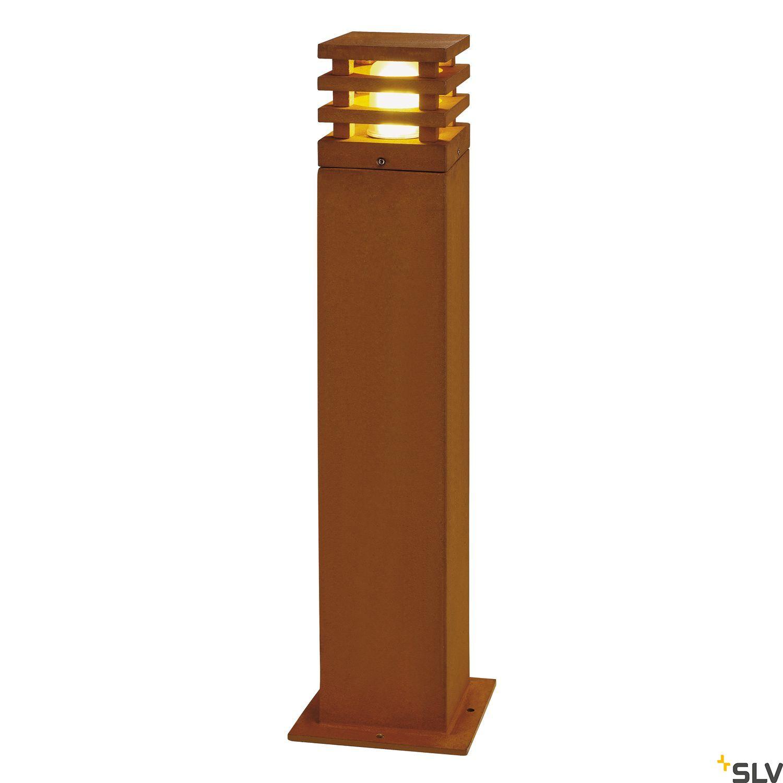 1 Stk RUSTY 70 LED SQUARE Außenleuchte 3000K IP55, eisen gerostet LI233437--