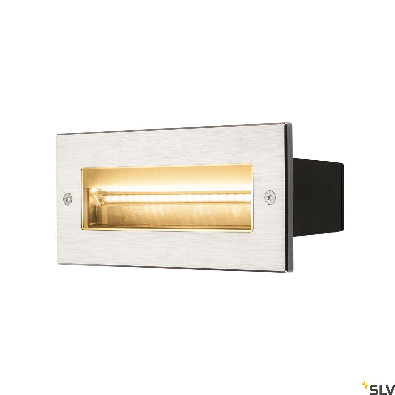 1 Stk BRICK Pro LED, Outdoor Wandeinbauleuchte, 230V, IP67, 850lm LI233660--