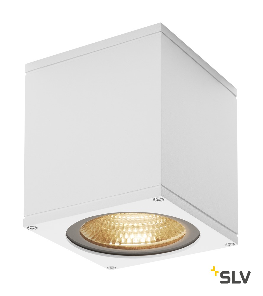 1 Stk BIG THEO CEILING, Outdoor Deckenleuchte, LED, weiß LI234531--
