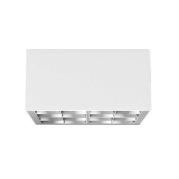 1 Stk BEGA 24059WK3 Deckenaufbauleuchte, weiß LI24059WK3