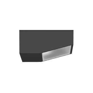 1 Stk BEGA 24089K4 Deckenaufbau-Tiefstrahler LI24089K4-