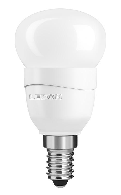 LED Lampe P45 5W, 2700K, 250lm, matt, E14, 230V