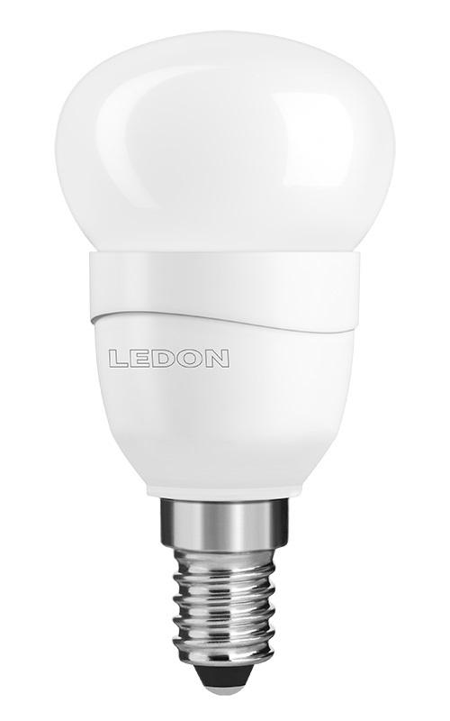1 Stk LED Lampe P45 5W, 2700K, 250lm, matt, E14, 230V, Dim LI28000515