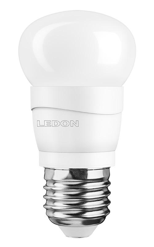LED Lampe P45 5W, 2700K, 250lm, matt, E27, 230V