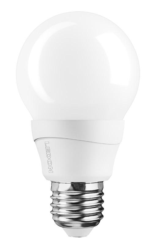 1 Stk LED Lampe A60 7W, 2700K, 400lm, matt, E27, 230V LI28000517