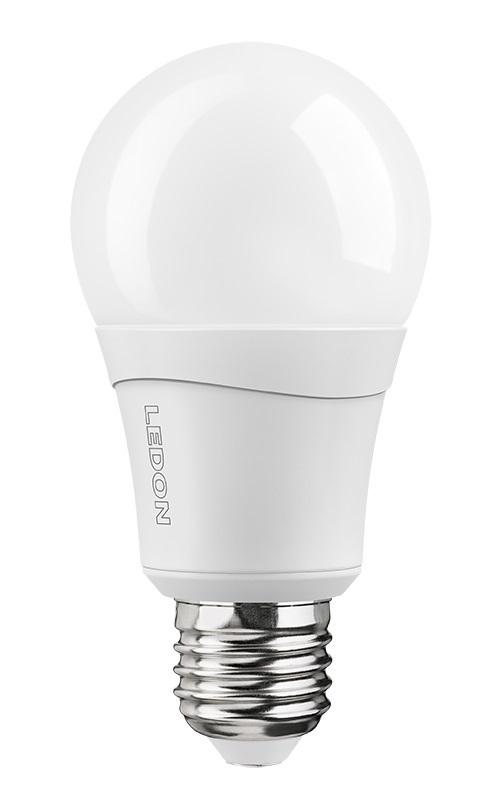 1 Stk LED Lampe A60 8.5W, 2700K, 600lm, matt, E27, 230V, D-Cl LI29001025