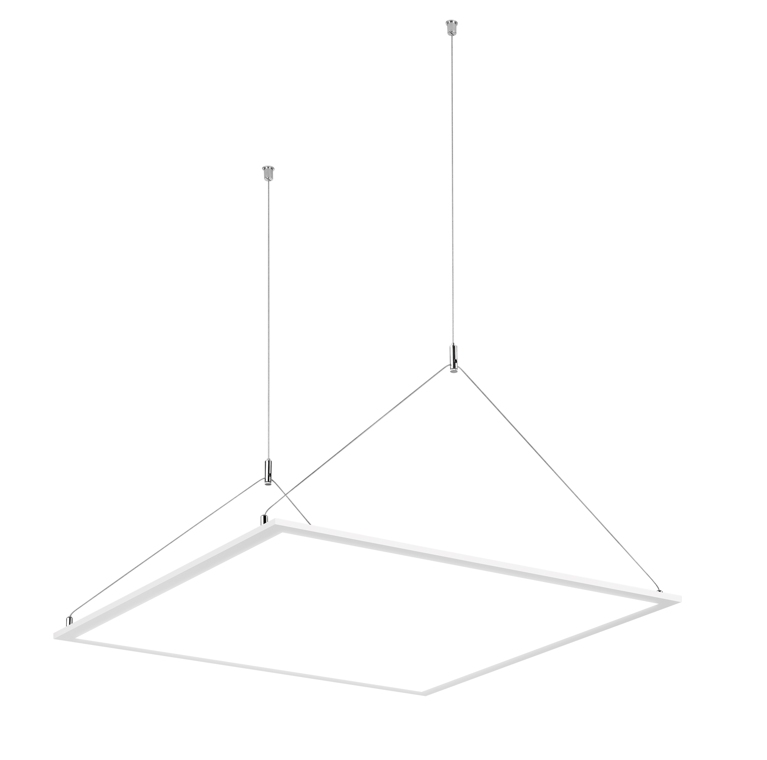 1 Stk LED Panel Seilaufhängung Set  2x2m LI29001228