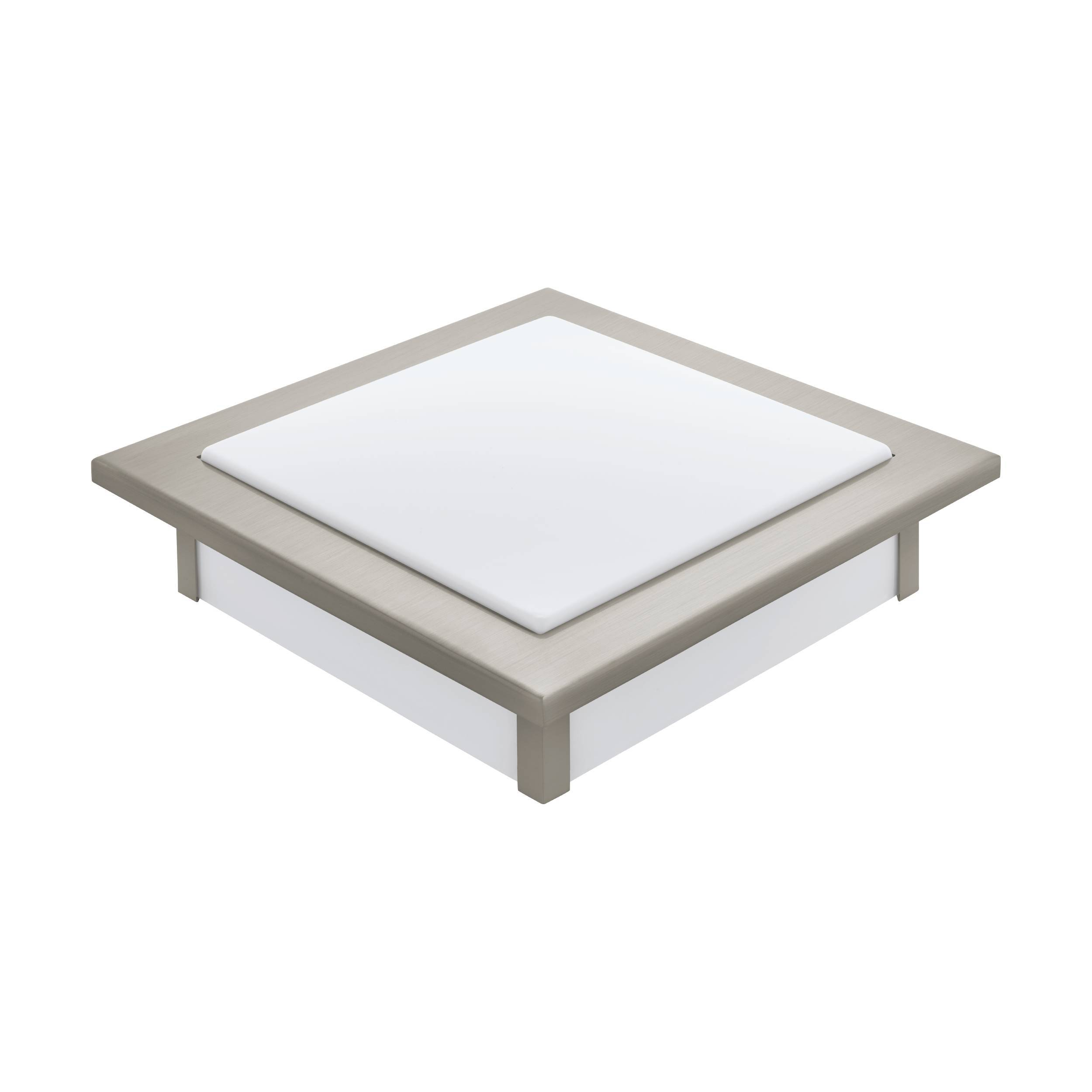 1 Stk Deckenleuchte Auriga Pro 3000K weiß nickelmatt LI32245---
