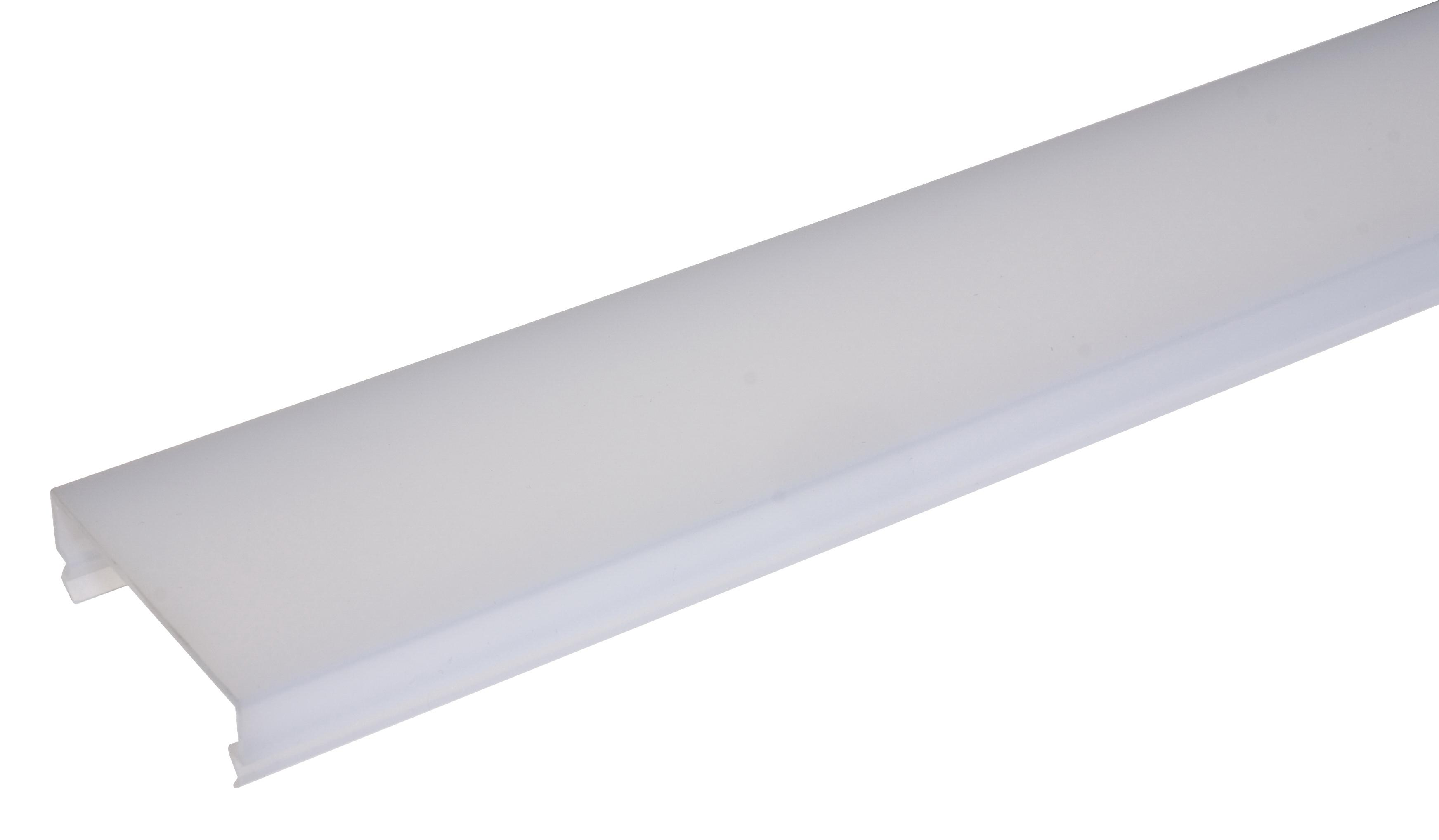 1 Stk Kvadra 70M und Kvadra-R 70M Abdeckung opal, L-2988mm LI35000033