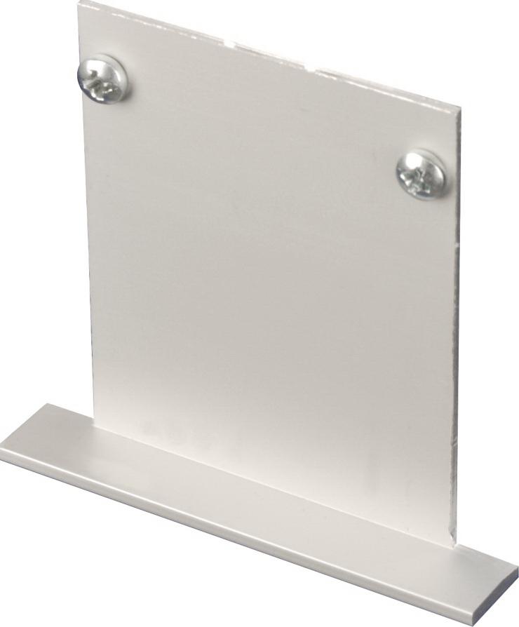 1 Stk Kvadra-R 70M K1 Enddeckel (1 Stück) LI35000045