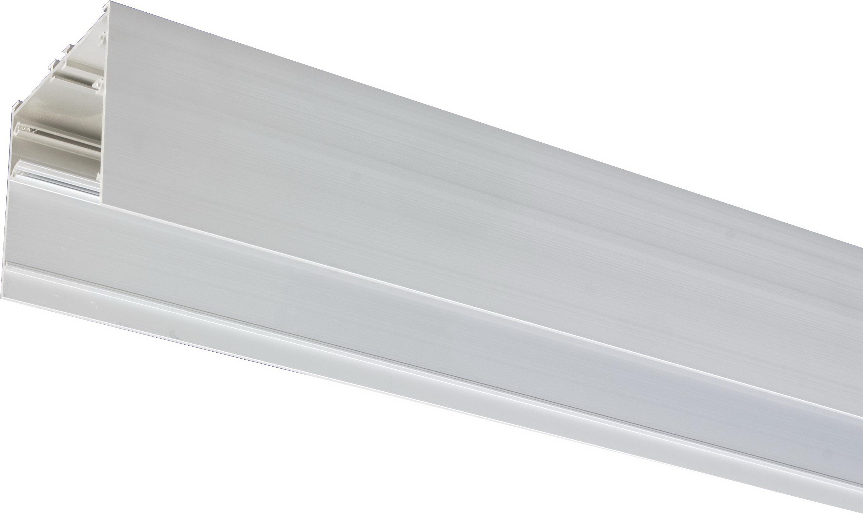 1 Stk LINEA-80M Basic Anbauprofil Aluminium eluxiert l=2970mm LI35000200