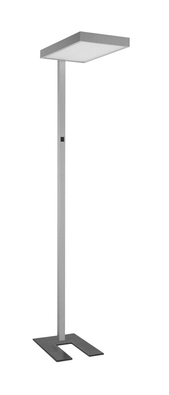 1 Stk Office II  LED STL 80W 10200lm 840 ,dimmbar, LS/PD, eloxiert LI38OF0076