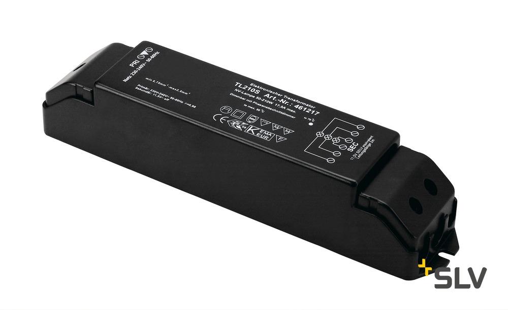 1 Stk Elektronischer Transformator FN 04, 12V, 210VA LI461217--