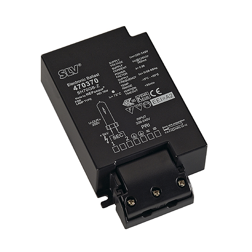 1 Stk EVG HID für CDM 70W, 230V, inkl. Zugentlastung LI470370--
