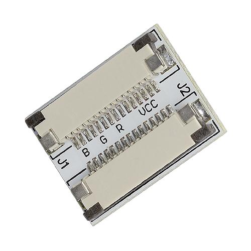 1 Stk Direktverbinder für Flexled Roll RGB 24V bis 15mm breite LI550419--