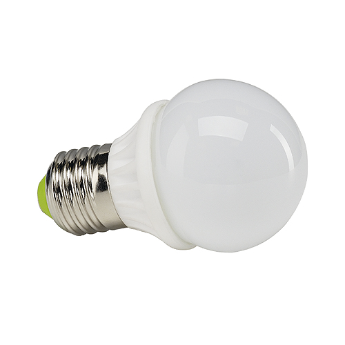 1 Stk E27 LED SMALL BALL, 4W, 3000K, 260lm LI551543--