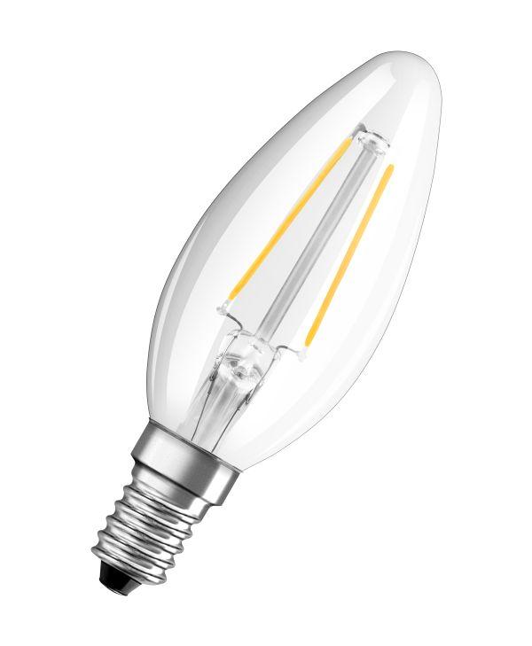 1 Stk VINTA, LED 2W, E14, 2700K LI551812--