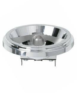 1 Stk QR-LP 111 50W WFL 40° G53 NV-Aluminium-Reflektorlampe LI5U41835W