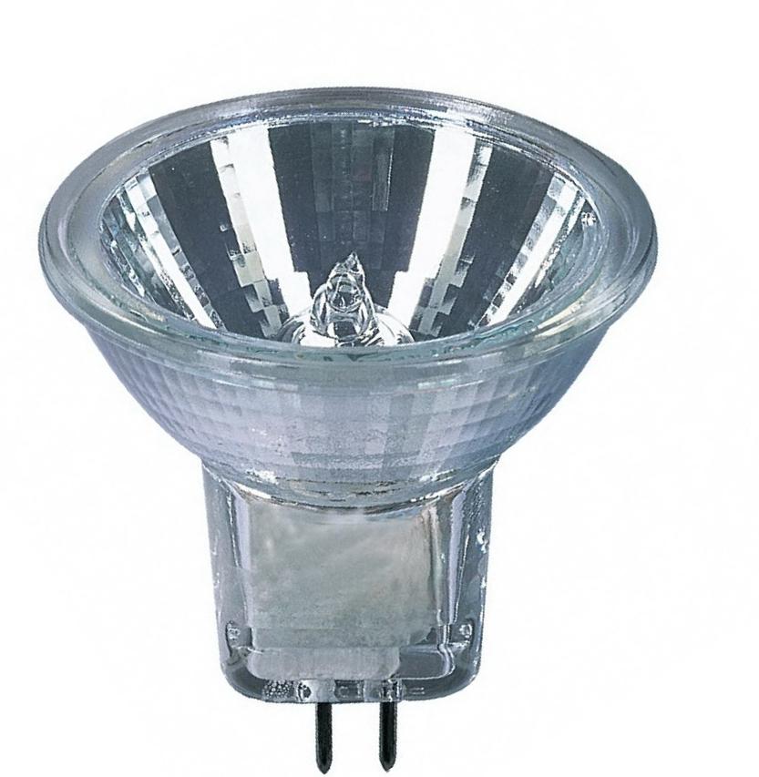 1 Stk QR-CBC 35 20W WFL 38° GU4 NV-Kaltspiegelreflektorlampe LI5U44890W