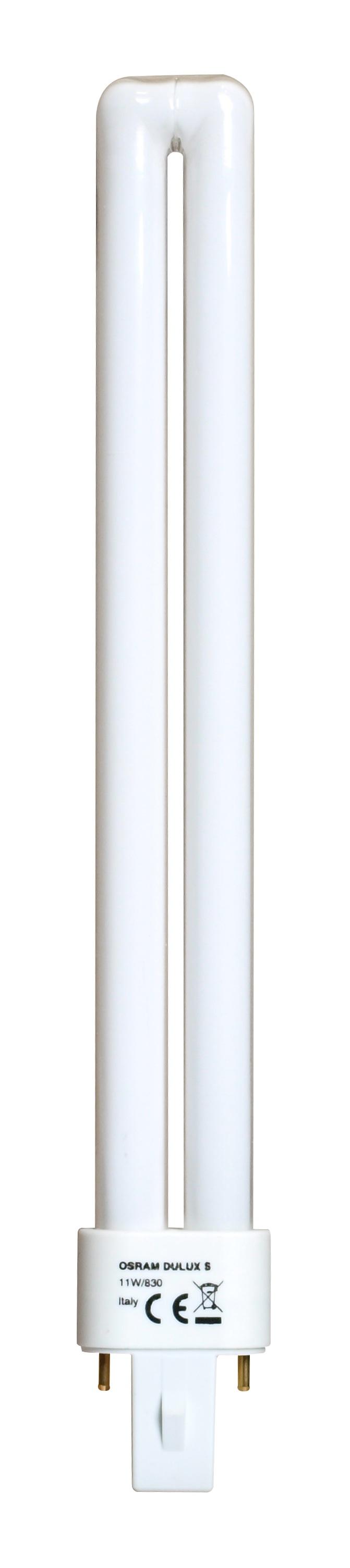 1 Stk TC-S 9W/830 G23, Kompaktleuchtstofflampe LI5V025742