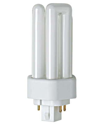 1 Stk TC-TEL 18W/840 Gx24Q-2, Kompaktleuchtstofflampe LI5V342221