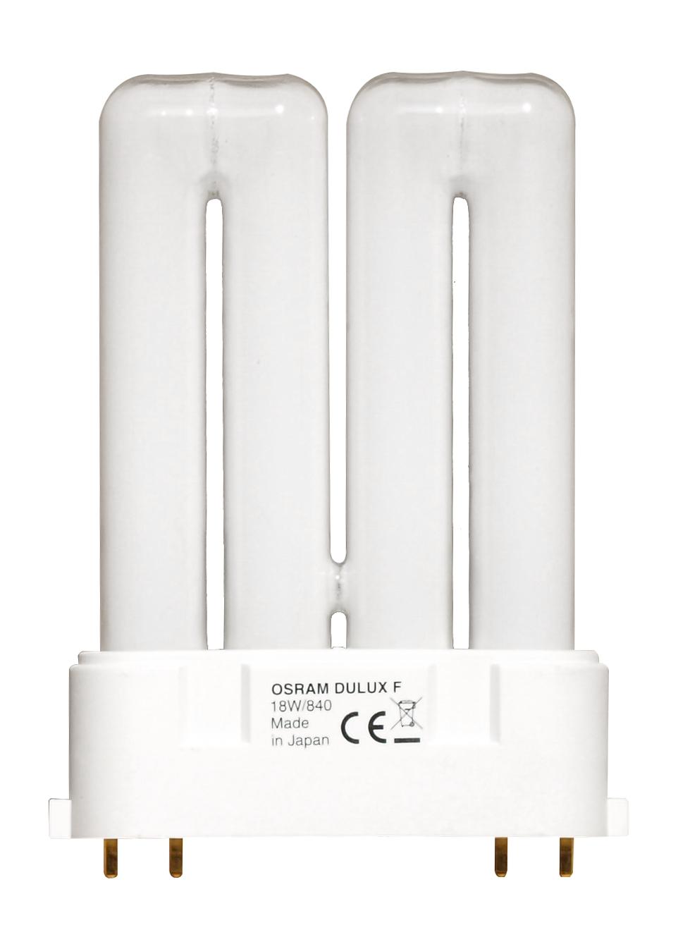1 Stk TC-F 24W/840 2G10, Kompaktleuchtstofflampe LI5W333588